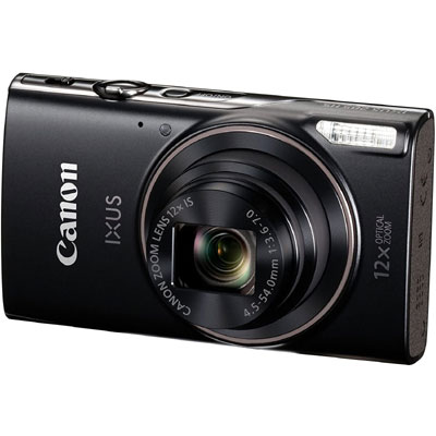 CANON IXUS 285 Compact Digital Camera - BLACK