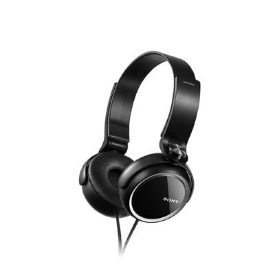 Sony Extra BassMDR-XB250 Headphones Black