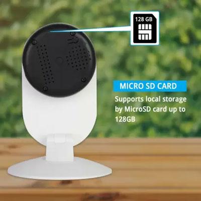 Zebronics Zeb Smart Cam 100 Smart Home Automation
