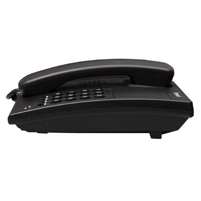Beetel B17 Corded Landline Phone (Black)