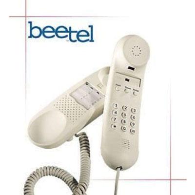 Beetel B25 Landline Warm Grey
