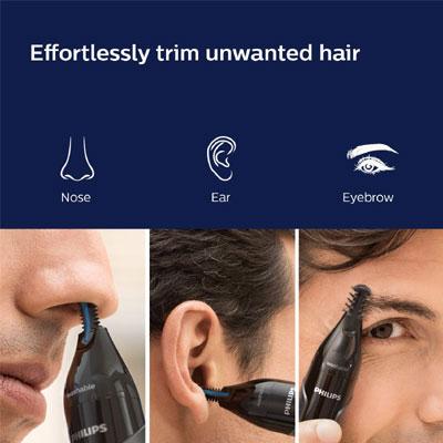 Philips NT3650/16 Shaver For Men (Grey)