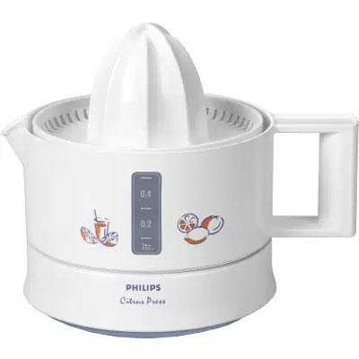Philips Citrus Press HR2771 25 W Juicer (White, 1 Jar)