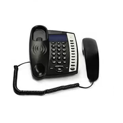 Beetel Magic M60 Corded Landline Phone (Black)