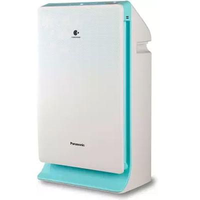 Panasonic F-PXM55AAD Portable Room Air Purifier (White, Blue)