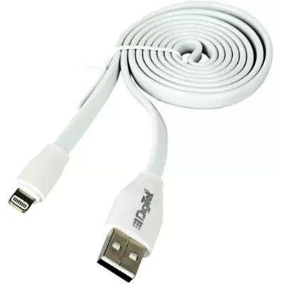 Digitkek DC 1M i6P Lighting Cable (White)