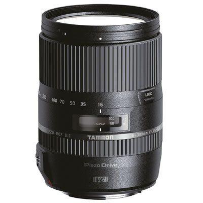 Tamron Zoom Tamron 16-300mm F3.5 -6.3 For Canon DSLR