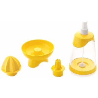 Solomon Premium Quality Lemon & Orange Juicer (Spray) (Yellow)