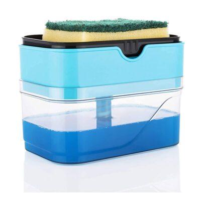 Soap Dispenser (Blue)