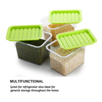 Handle Container 1100ml (GREEN)