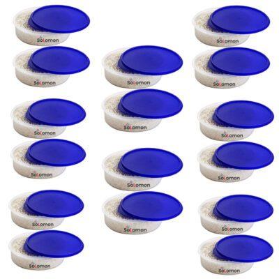 SOLOMON KHAKHRA BOX BLUE Pack of 16