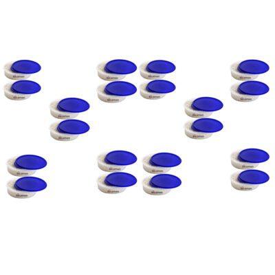SOLOMON KHAKHRA BOX BLUE Pack of 20