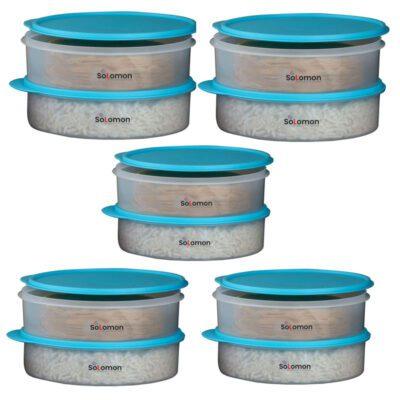 SOLOMON KHAKHRA BOX SKYBLUE Pack of 10