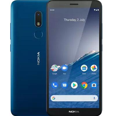 Nokia C3 16 GB (Nordic Blue) 2 GB RAM, Dual SIM 4G