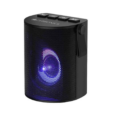 ZEBRONICS ZEB-BELLOW 3 W Bluetooth Speaker (Black, Mono Channel)