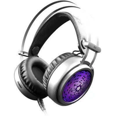 ZEBRONICS 8 bit Gaming Headphone Wired Gaming Headset (Black, On the Ear)