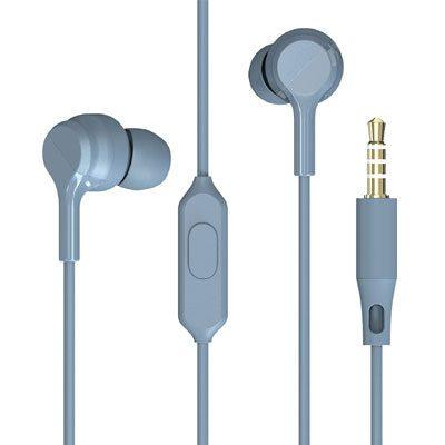 ZEBRONICS Zeb-BRO PRO in Ear Wired Stereo Earphones BLUE