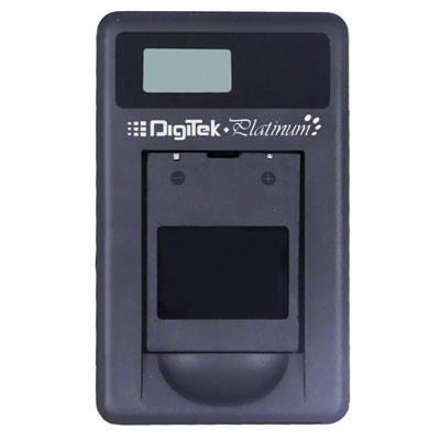 Digitek Platinum Charger DPUC 012S (LCD MU) LPE10 for LPE10 Battery
