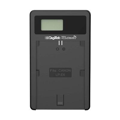 DIGITEK DPUC 012S LP-E6 Battery Chrger for Canon camera