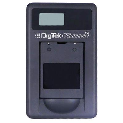 Digitek Platinum Charger DPUC 012S (LCD MU) ENEL15 for ENEL15 Battery