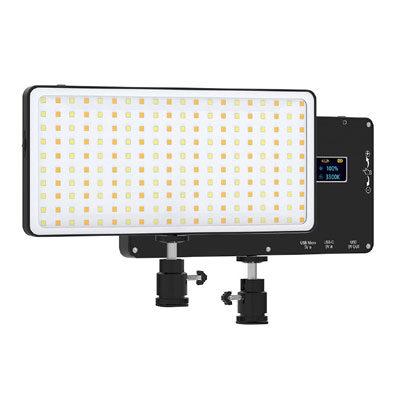 DIGITEK (LED-D200 ML) Portable LED Ring, 10w Video Light with 4200 Mah Battery