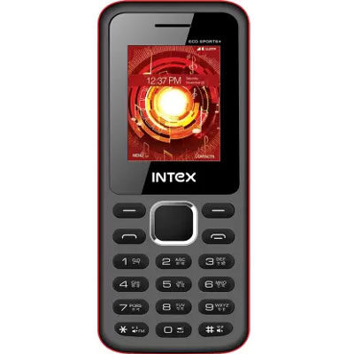 Intex Eco Sport Plus mobile black-red (OPEN BOX)