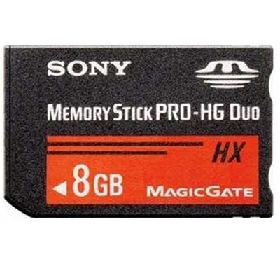Sony-MSHX8B-8GB-Memory-Stick-PRO-HG-Duo-Media