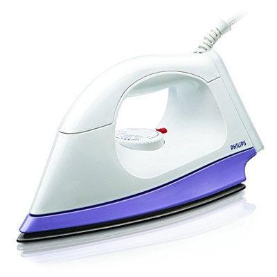 PHILIPS HI108/01 1000 W Dry Iron (White)